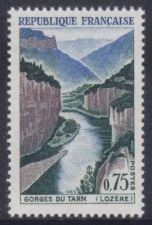 Buy France Gorges du Tarn mnh 1965