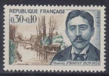 Buy France Marcel Proust mnh 1966