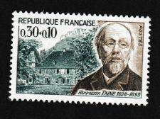 Buy France Hippolite Taine mnh 1966