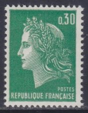 Buy France Marianne 30c mnh 1969
