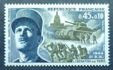 Buy France Liberation of Paris mnh 1969