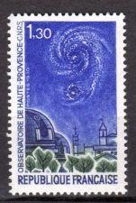 Buy France Haute-Provence Observatory mnh 1970