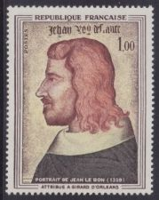 Buy France Jean le Bon mnh 1964
