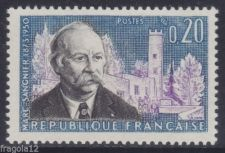 Buy France Marc Sangnier mnh 1960