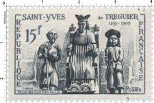 Buy France St. Yves de Trèguier Commemoration mnh 1956