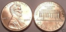 Buy 2008-P BRILLIANT UNCIRCULATED LINCOLN CENT~~FREE SHIP~~