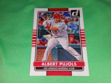 Buy MLB ALBERT PUJOLS CARDINALS SUPERSTAR 2015 DONRUSS BASEBALL GEM MNT