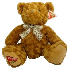 Buy Dakin 14 Inch Teddy Bear With Bowtie, Brown,