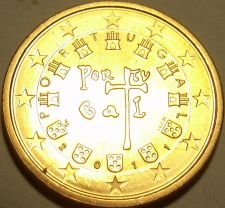 Buy Gem Unc Portugal 2011 5 Euro Cents~We Have Portugal Unc Coins In Our Store~Fr/Sh