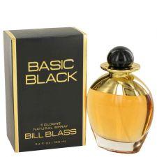 Buy Basic Black By Bill Blass Cologne Spray 3.4 Oz