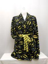 Buy DC Comics BATGIRL Fleece Plush Robe Women's Size 2X Long Sleeves Front Pockets