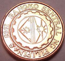Buy Gem Unc Philippines 1997 10 Sentimos~Central Bank Established~Free Shipping