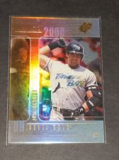 Buy MLB JOSE CANSECO RAYS 2000 UPPER DECK SPX INSERT #33 GD-VG