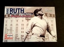 Buy MLB BABE RUTH YANKEES HOF 2003 FLEER BASEBALL GREATS INSERT #2//9 GD-VG