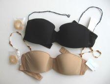 Buy XB0156 OnGossamer NEW 5488 Jewelry Seamless Strapless Convertible Contour UW Bra