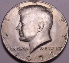 Buy United States Unc 1979-P Kennedy Half Dollar~Free Shipping