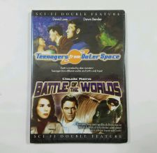 Buy B&W DVD Teenagers From Outer Space David LOVE Battle Of The Worlds Claude RAINS