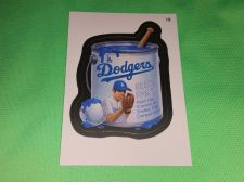 Buy MLB LOS ANGLES DODGERS 2016 WAKEY PACKAGES TEAM STICKERS BASEBALL MNT