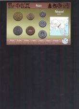 Buy Nepal Coin Set