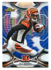 Buy 2015 FINEST BLUE REFRACTOR A.J. GREEN, #93, 110/250