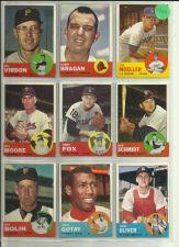 Buy 1963 TOPPS BASEBALL # 26 RAY MOORE Minnesota Twins