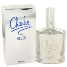 Buy CHARLIE SILVER by Revlon Eau De Toilette Spray 3.4 oz (Women)