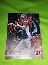 Buy NFL AJ McCARRON BENGALS 2014 TOPPS VALOR RC #61 MNT