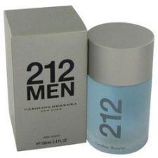 Buy 212 by Carolina Herrera After Shave 3.4 oz (Men)