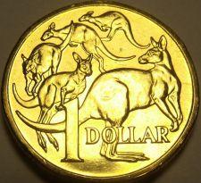Buy Gem Unc Australia 2006 Dollar~Mob Of Kangaroo's~Beautiful~Free Shipping