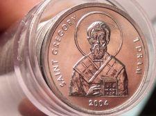 Buy Gem Unc Roll (40) Nagorno-Karabakh 2004 Dram~Saint Gregory~Awesome~Free Shipping