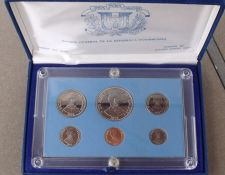 Buy Extremely Rare Dominican Republic 1979 6 Coin Proof Set~Only 500 Minted~Fr/Ship