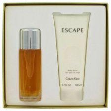 Buy ESCAPE by Calvin Klein Gift Set -- 3.4 oz Eau De Parfum Spray + 6.7 oz Body Lotion (W
