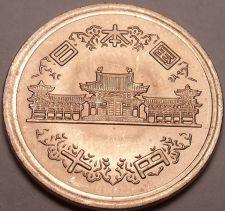 Buy Gem Unc Japan Year 1974~Year 49~10 Yen~Hirohito Showa Ruler~See R Coins~Free Shi