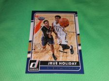 Buy NBA JRUE HOLIDAY PELICANS SUPERSTAR 2015 PANINI BASKETBALL GEM MN