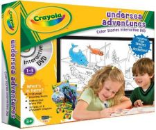 Buy Crayola Undersea Adventures Color Stories Interactive DVD