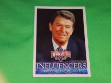 Buy 2016 Presidential INFLUENCERS Ronald Reagan Collectible Card Mnt