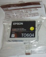 Buy Epson T0604 yellow ink jet - printer c68 c88 cx7800 cx4800 cx4200 cx3800 to604