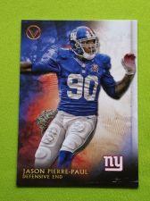 Buy NFL 2015 TOPPS VALOR JASON PIERRE PAUL GIANTS SUPERSTAR MNT