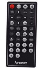 Buy Farenheit remote control =monitor touch sensor DVD CD MP4 tuner radio TID 320 T