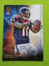Buy NFL 2015 TOPPS VALOR JAELEN STRONG TEXANS SUPERSTAR ROOKIE MNT