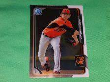 Buy MLB Hunter Harvey Orioles SUPERSTAR 2015 BOWMAN CHROME MNT