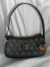 Buy Authentic Vintage Dooney & Bourke 1975 Clutch Handbag with Signature Tag