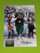 Buy NFL 2015 PANINI PRESTIGE GENO SMITH JETS SUPERSTAR #27 MNT