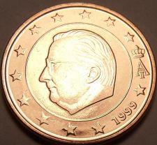 Buy Gem Unc Belgium 1999 5 Euro Cents~Albert II~Minted In Brussels~Excellent~Free Sh