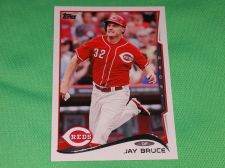Buy MLB JAY BRUCE Reds SUPERSTAR 2014 TOPPS BASEBALL MNT
