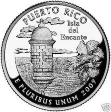 Buy 2009-P PUERTO RICO TERRITORIAL QUARTER ~~FREE SHIPPING INCLUDED~~