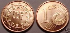 Buy BRILLIANT UNCIRCULATED PORTUGAL 2007 1 EURO CENT~NICE~
