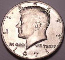 Buy United States Unc 1971-P Kennedy Half Dollar~Free Shipping