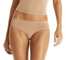 Buy A0037 Calvin Klein NEW Perfectly Fit Solutions Shirred back Bikini D2919 PR NWT