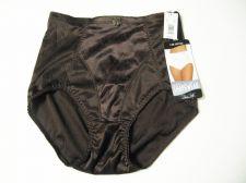 Buy SH0019 Rene Rofe NEW G110 Brown Shapewear Tummy Slimming Firm Control Brief M PR